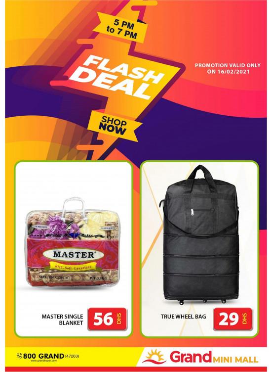 Flash Deal - Grand Mini Mall