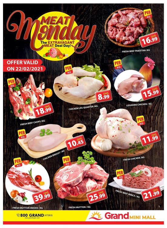 Meat Monday - Grand Mini Mall