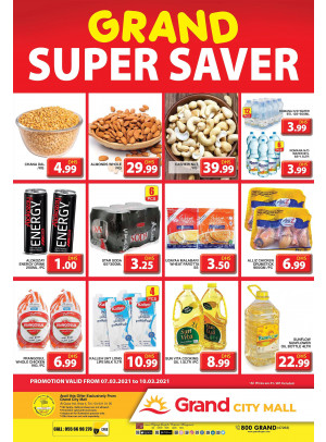 Grand Super Saver - Grand City Mall