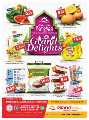 Grand Delights - Grand Mall Sharjah
