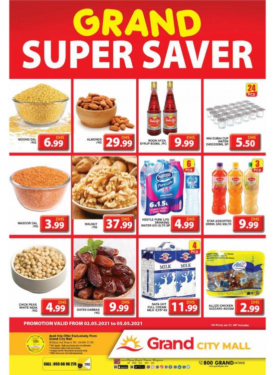 Grand Super Saver - Grand City Mall