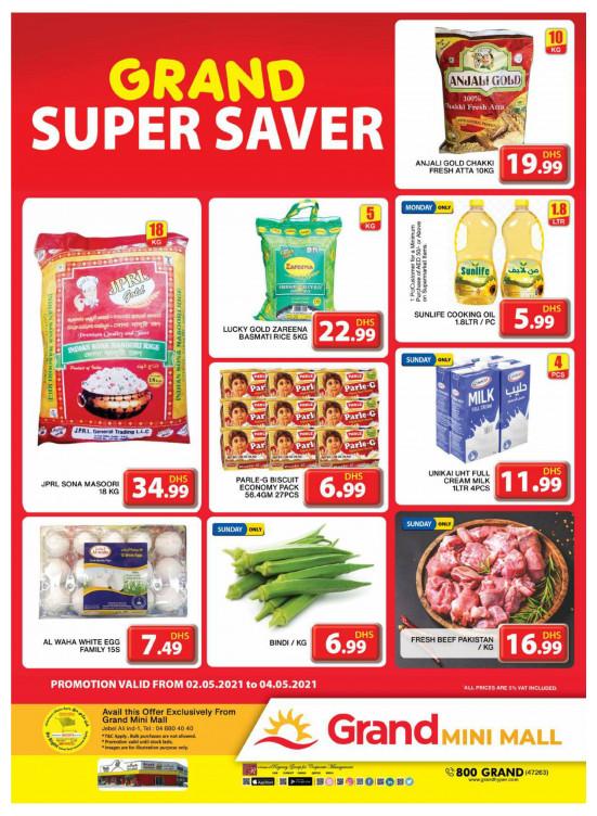 Grand Super Saver - Grand Mini Mall