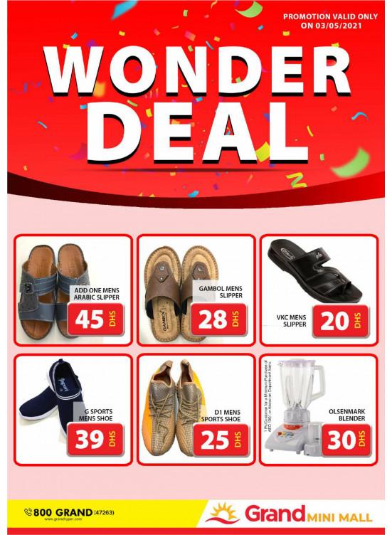 Wonder Deals - Grand Mini Mall
