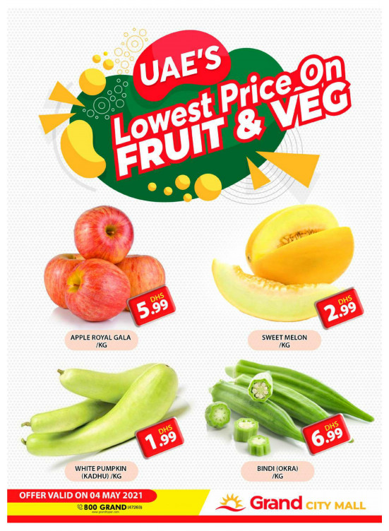 Lowest Prices - Grand City Mall