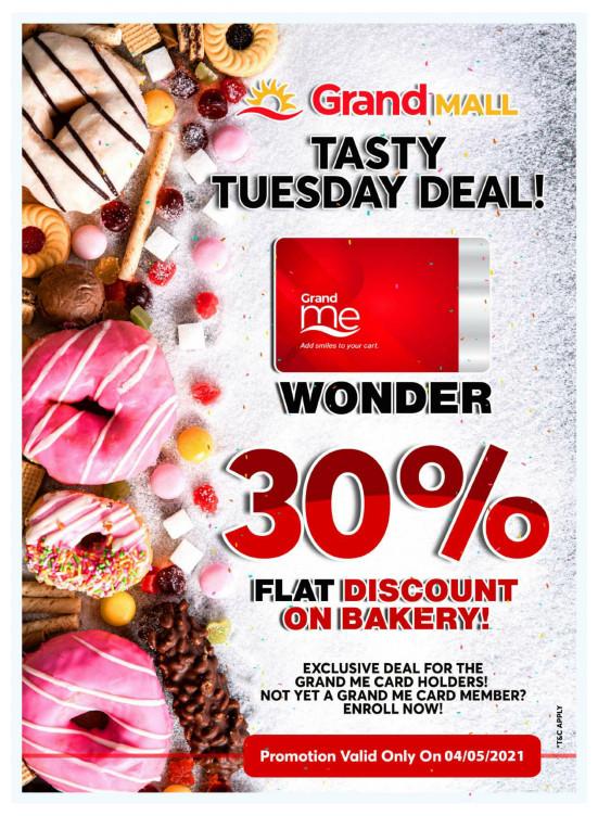 Tasty Tuesday Deal