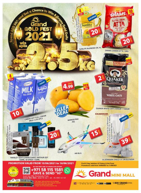 Gold Fest - Grand Mini Mall