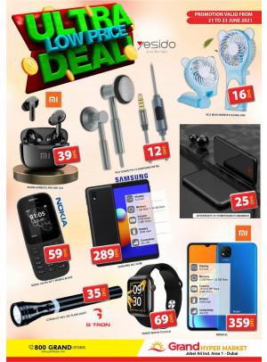 Ultra Low Price Deal - Grand Hypermarket Jebel Ali