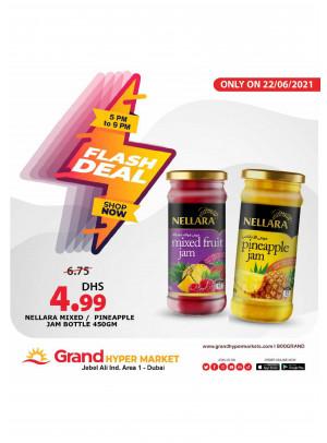 Flash Deal - Grand Hypermarket Jebel Ali