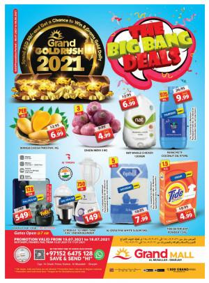 Gold Fest - Grand Mall Sharjah