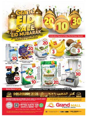 Eid Sale - Grand Mall Sharjah