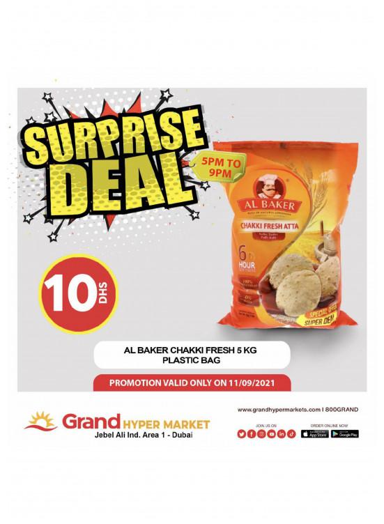 Surprise Deal - Grand Hypermarket Jebel Ali