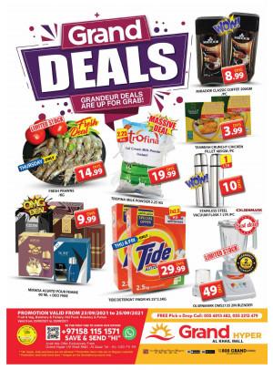 Grand Deals - Grand Hyper Al Khail Mall
