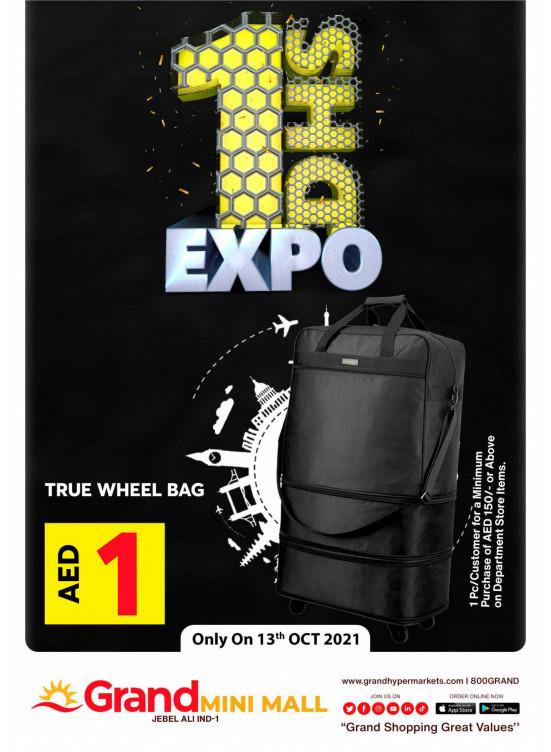 1 Dhs Expo - Grand Mini Mall
