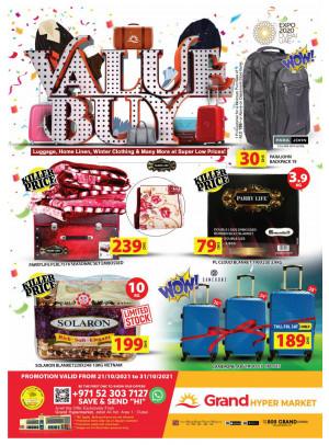 Value Buy - Grand Hypermarket Jebel Ali