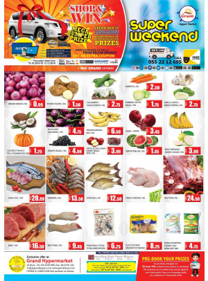 Super Weekend Offers - Grand Shopping Mall
