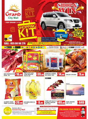 Shopping Kit Offers - Grand City Mall