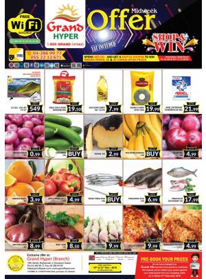 Midweek Offers - Grand Hyper Muhaisnah