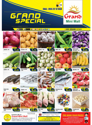 Grand Special Offers - Grand Mini Mall