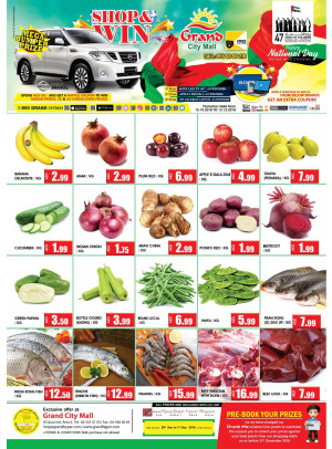 Happy National Days Offers - Grand City Mall