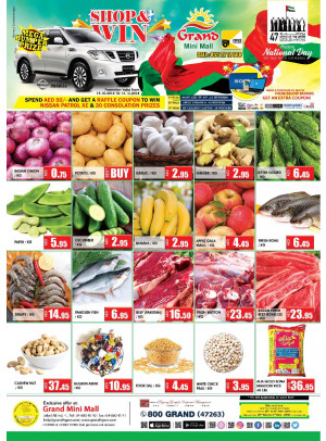 Happy National Days Offers - Grand Mini Mall