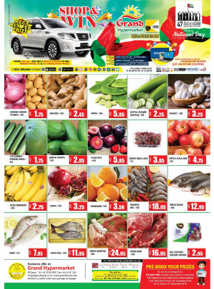 Happy National Days Offers - Grand Shopping Mall