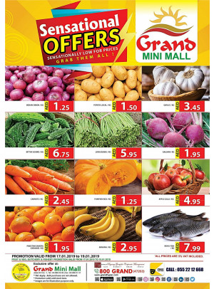 Sensational Deals - Grand Mini Mall