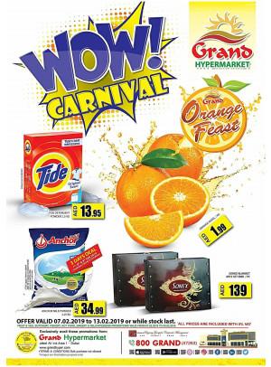 WoW Carnival - Grand Hypermarket Jebel Ali
