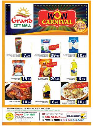 WoW Carnival - Grand City Mall