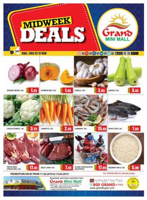 Midweek Deals - Grand Mini Mall