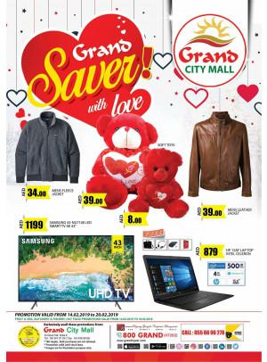Grand Savers - Grand City Mall