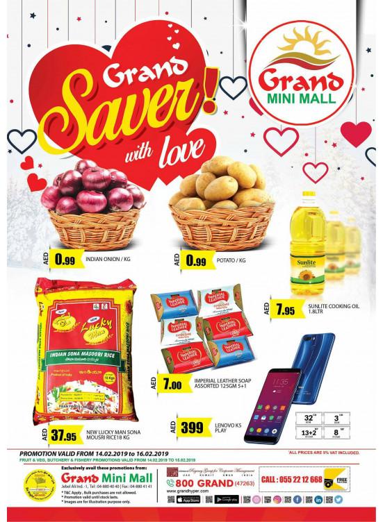 Grand Savers - Grand Mini Mall