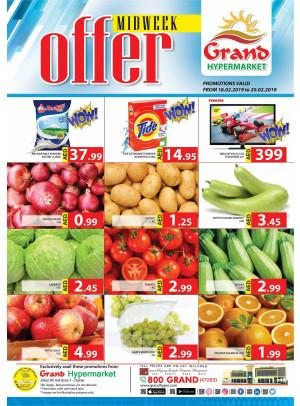 Midweek Offers - Grand Hypermarket Jebel Ali