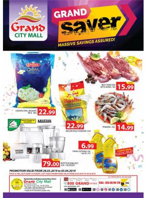 Grand Saver - Grand City Mall