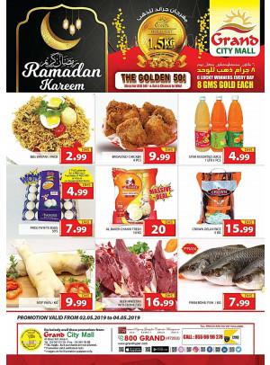 Ramadan Kareem Offers - Grand City Mall