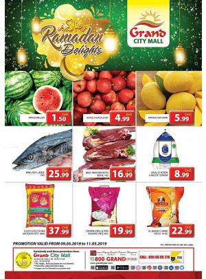 Ramadan Delights - Grand City Mall