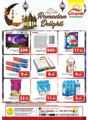 Ramadan Delights - Grand Shopping Mall