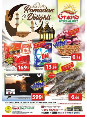 Ramadan Delights - Grand Hypermarket Jebel Ali