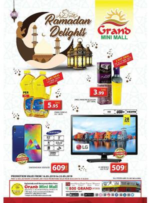 Ramadan Delights - Grand Mini Mall