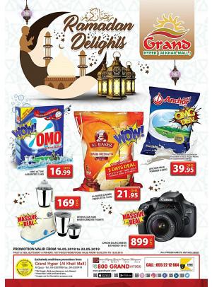 Ramadan Delights - Grand Hyper Al Khail Mall