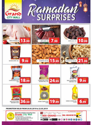 Ramadan Surprises - Grand City Mall
