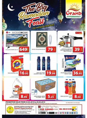 The Big Ramadan Feast - Grand Shopping Mall