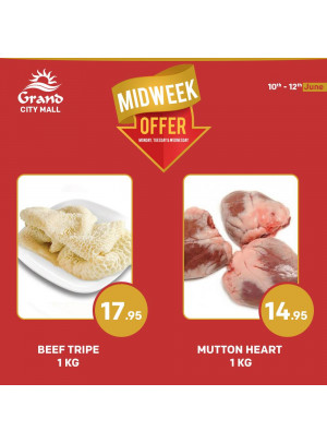 Midweek Offers - Grand City Mall