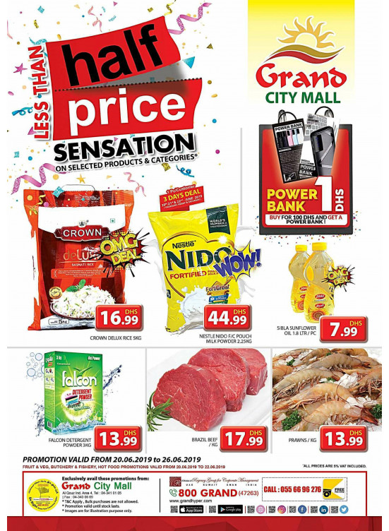 ea7abcb27c7ec Less Than Half Price - Grand City Mall from Grand Hypermarket until ...