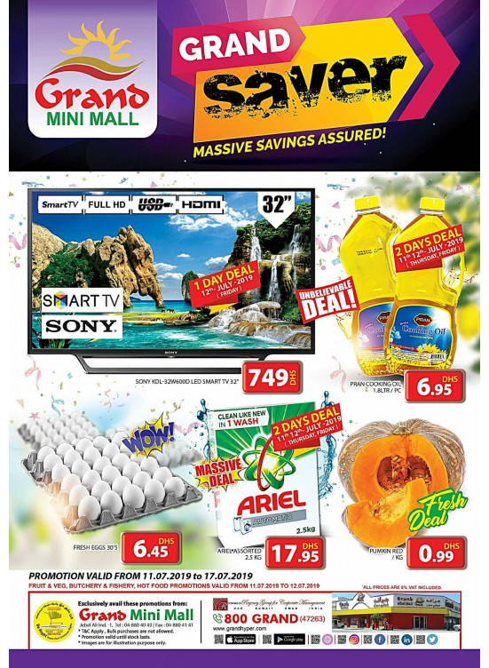 Grand Saver - Grand Mini Mall
