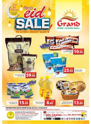 Grand Eid Sale - Grand Hyper Al Khail Mall