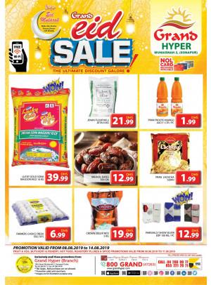 Grand Eid Sale - Grand Hyper Muhaisnah