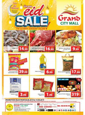 Grand Eid Sale - Grand City Mall