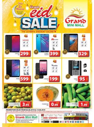 Grand Eid Sale - Grand Mini Mall