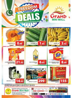 Freedom Deals - Grand Mini Mall