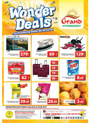 Wonder Deals - Grand Shopping Mall